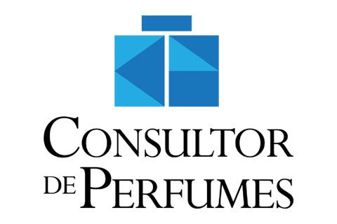 Logotipo Consultor de Perfumes